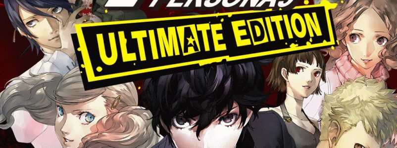 Persona 5 Ultimate Edition released,includes all DLC